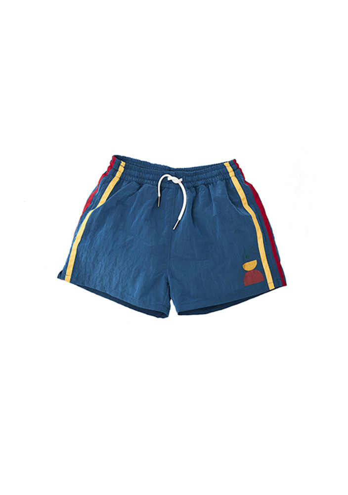 SWIM TRUNK_Navy #3