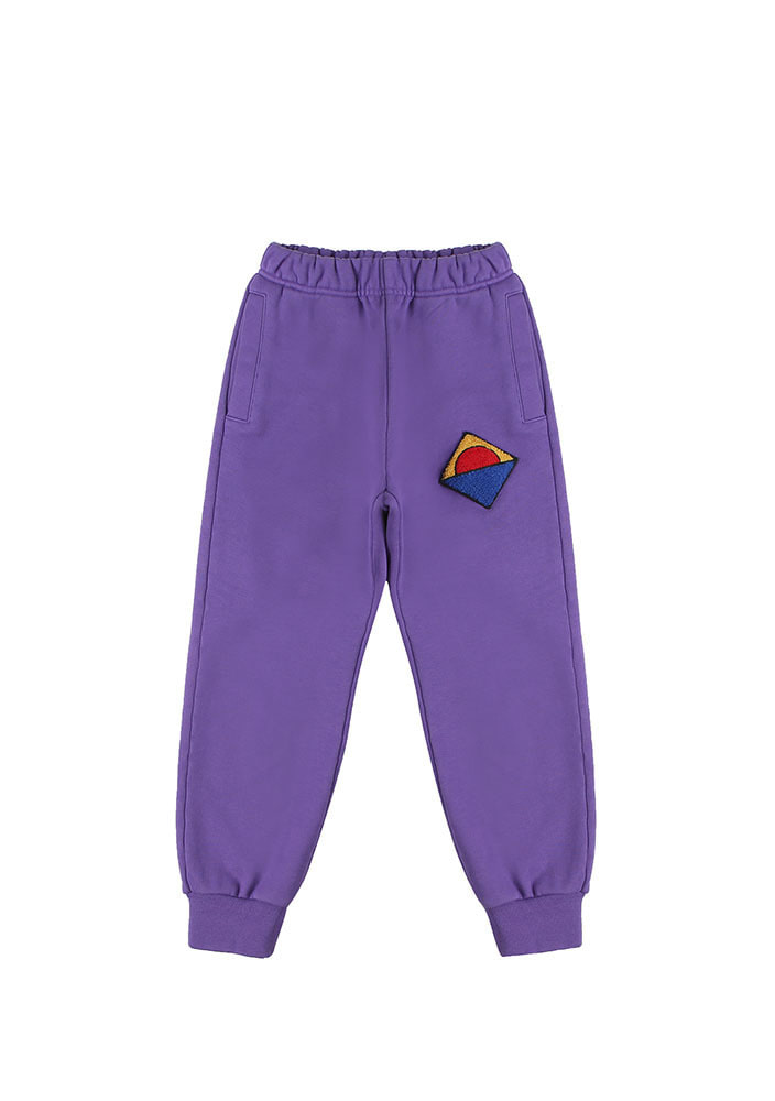 SUNSET PATCH LOUNGE PANTS _Kids