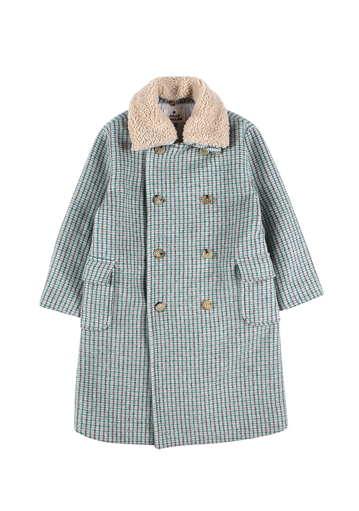RELAXED COAT_Green
