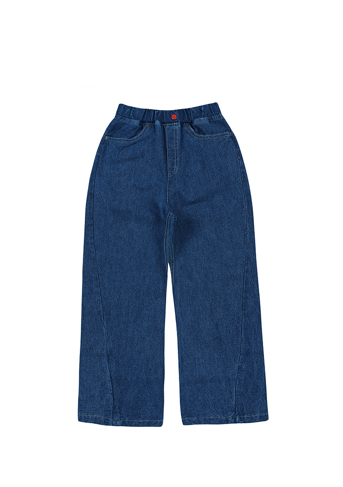 ENGINEER DENIM PANTS