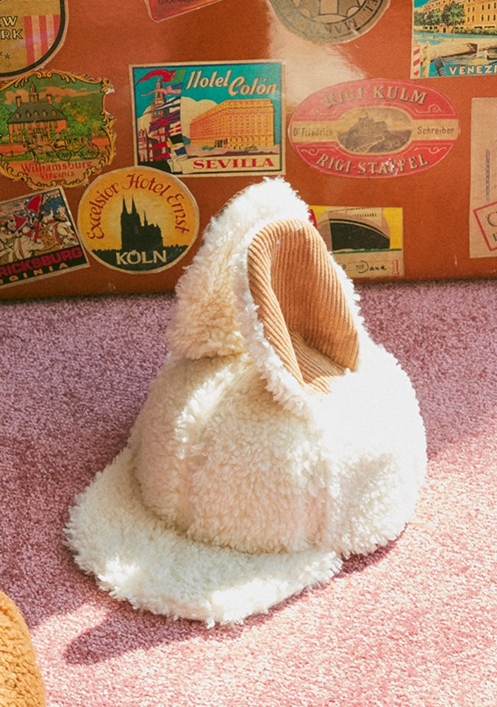 RABBIT HAT_Beige_#3