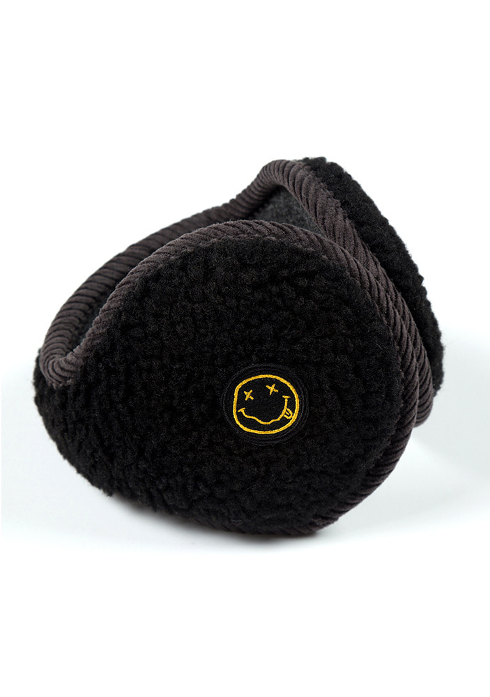 PATCH EARMUFF_Black