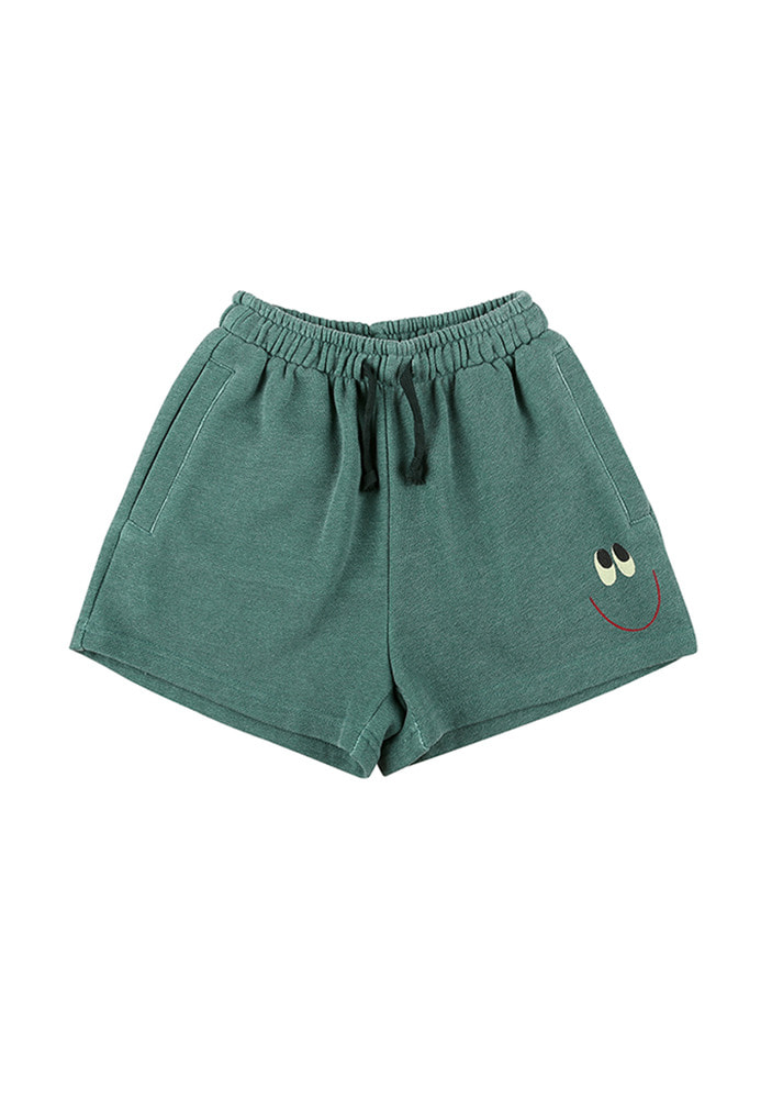 SMILE COTTON SHORTS_Baby