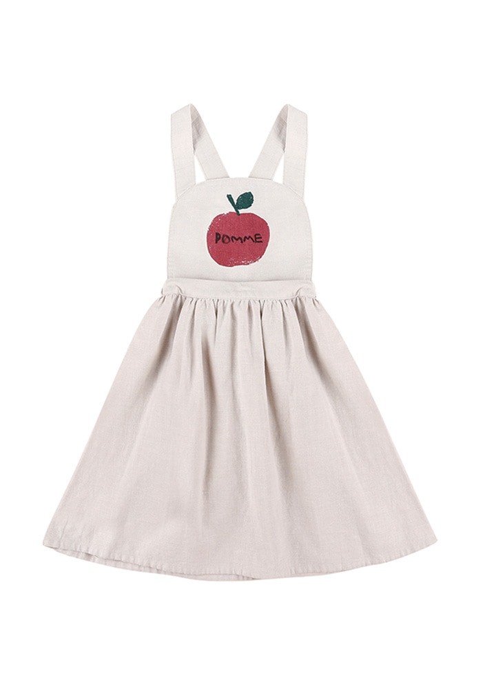 POMME APRON DRESS