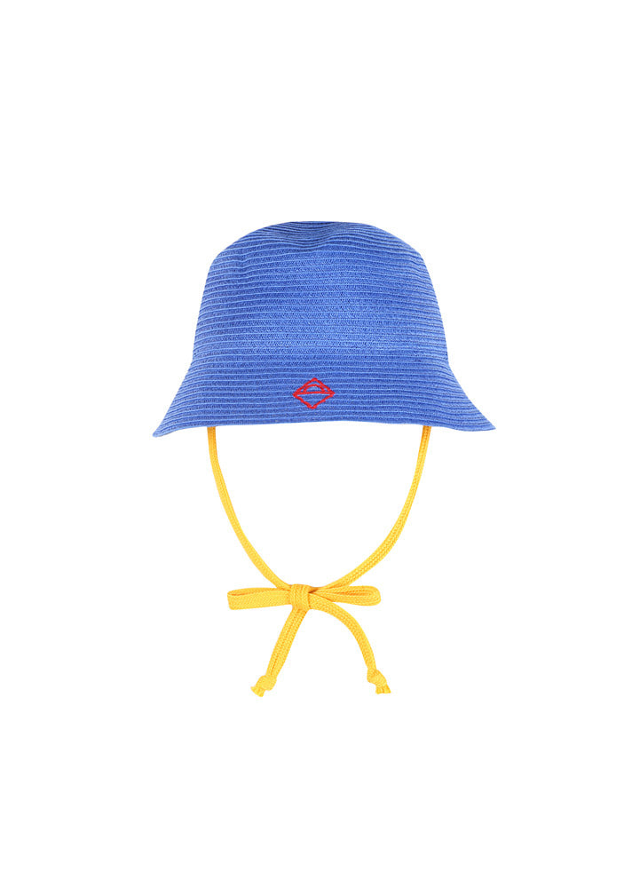 JM BUCKET HAT_Blue