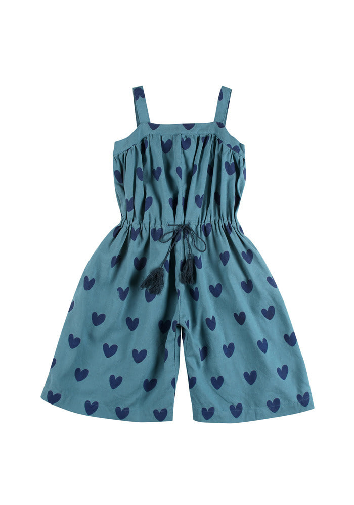 HEART WIDE OVERALL_Navy_Kids